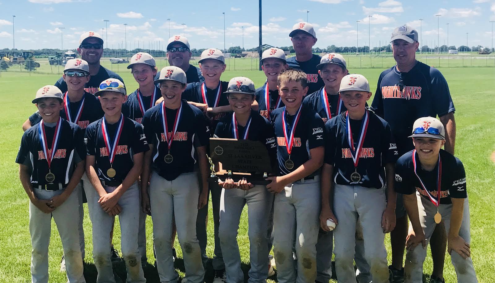 2018 USSSA State Champions